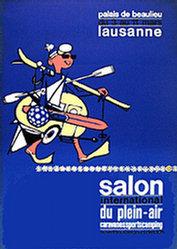 Graber Claude - Salon du plein-air
