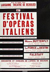 Anonym - Festival d'Opéras Italiens