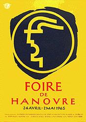 Anonym - Foire de Hanovre