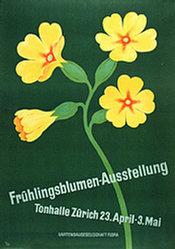 Anonym - Frühlingsblumen-Ausstellung