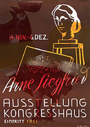 Anonym - Arne Siegfried (Fehldruck)