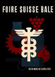 Brun Donald - Foire Suisse Bâle