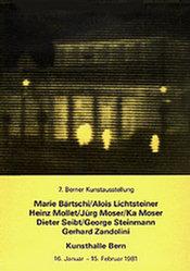 Anonym - Berner Kunstausstellung