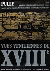 Besson Pascal - Vues venitienes du XVIII