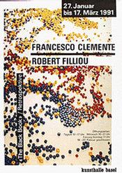 Anonym - Francesco Clemente / Robert Filliou