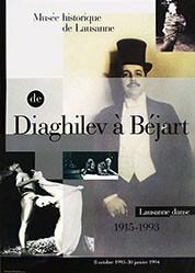Neumann Pierre - Diaghilev a Béjart