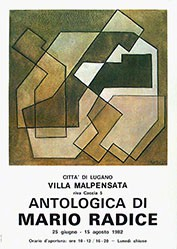 Anonym - Antologica di Mario Radice