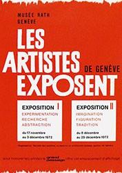 du Bois D. - Les artistes exposent de Genève