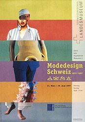 Müller Felix - Modedesign Schweiz