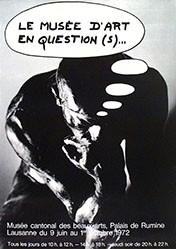 Anonym - Musée d'Art en question