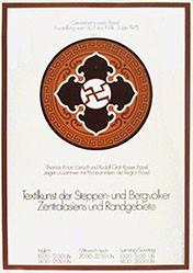 Agapow Atelier - Textilkunst der Steppen- und Bergvölker