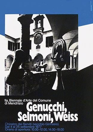 Milani F. Atelier - Genucchi / Selmoni / Weiss