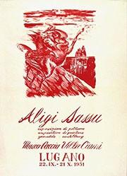Anonym - Aligi Sassu