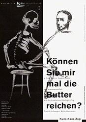 Anonym - Können Sie mir mal die Butter ...