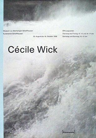 Wick Cécile (Photo) - Cécile Wick