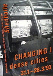 Mink Dave - Changing i dense cities