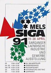 Lippuner Reklamen - SIGA Mels