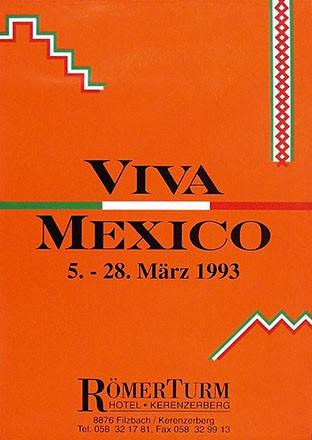 Anonym - Viva Mexico