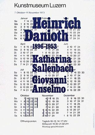 Wespi Dora - Heinrich Danioth