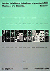 Jeker Werner - Arts appliqués