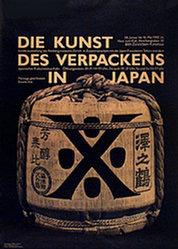 Müller-von Ins Fridolin - Die Kunst des Verpackens in Japan