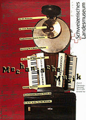 Brühlmann Jürg Atelier - Mechanische Musik