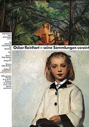 Odermatt Siegfried - Oskar Reinhart -