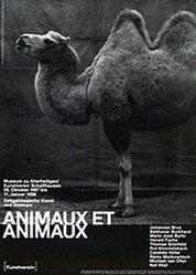 Hajnoczky + Husmann - Animaux et Animaux