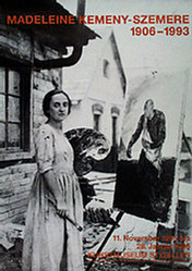 Müller Regi - Madeleine Kemeny-Szemere