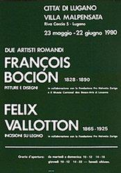 Anonym - François Bocion / Felix Vallotton
