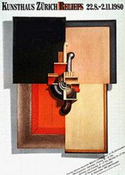 Brühwiler Paul - Reliefs