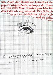 Tanner Jürg Robert - 15. Solothurner Filmtage