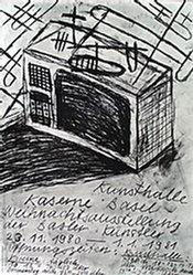 Cahn Miriam - Weihnachtsausstellung der Basler Künstler