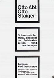 Anonym - Otto Abt / Otto Staiger