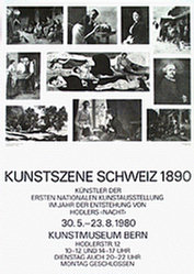 Kuthy - Kunstszene Schweiz 1890