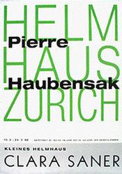 Anonym - Pierre Haubensak