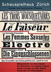 Anonym - Französisches Theater