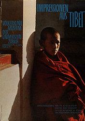 Brauen Martin (Foto) - Impressionen aus Tibet