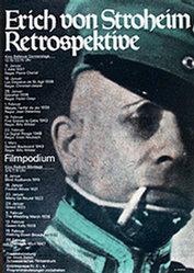Pfeiffer Walter - Erich von Strohheim - Rerospektive