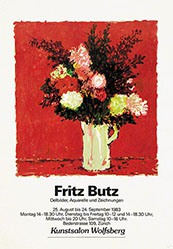 Butz Fritz - Fritz Butz - Kunstsalon Wolfsberg