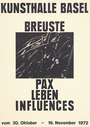 Anonym - Breuste</br>Pax Leben Influences