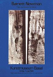 Anonym - Barnett Newman - Kunstmuseum Basel