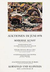 Anonym - Auktionen - Kornfeld und Klipstein