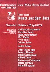 Kunz Marcel - Kunst aus dem Jura
