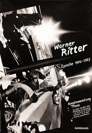 Ritter Werner - Werner Ritter