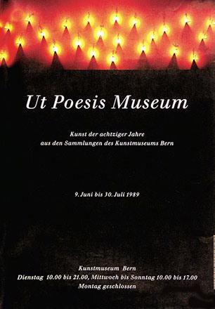 Boltanski Christian - Ut Poesis Museum