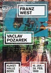 Pozarek Vaclav - Franz West