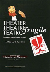 Anonym - Theater fragile
