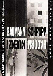 Anonym - Baumann, Schrupp, Hadorn, Kuenzi
