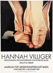 Anonym - Hannah Villiger